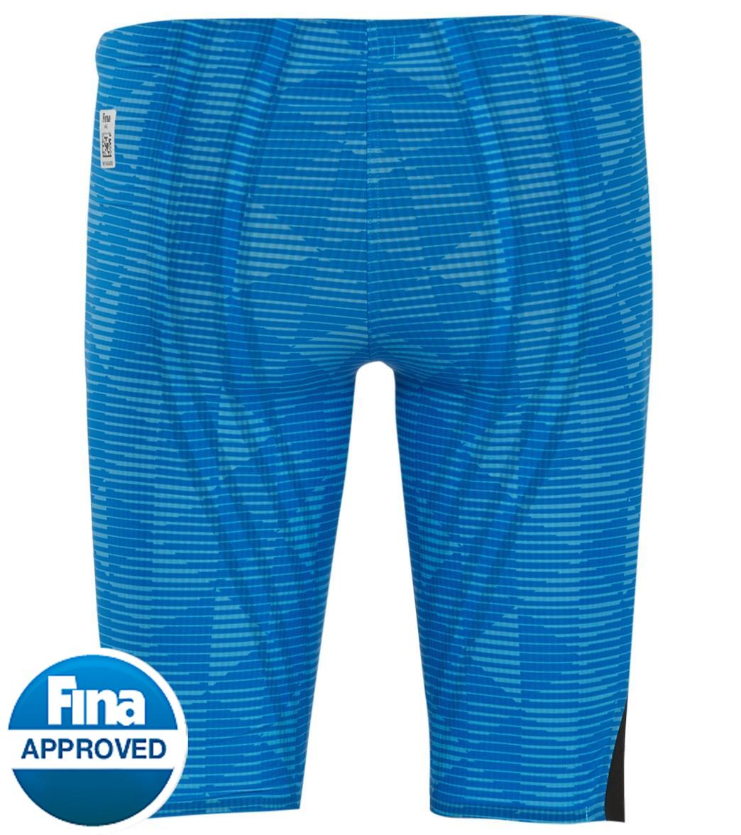 38eafff795e42 Mizuno Men s GX-Sonic III ST Elite Jammer Swimsuit at SwimOutlet.com ...