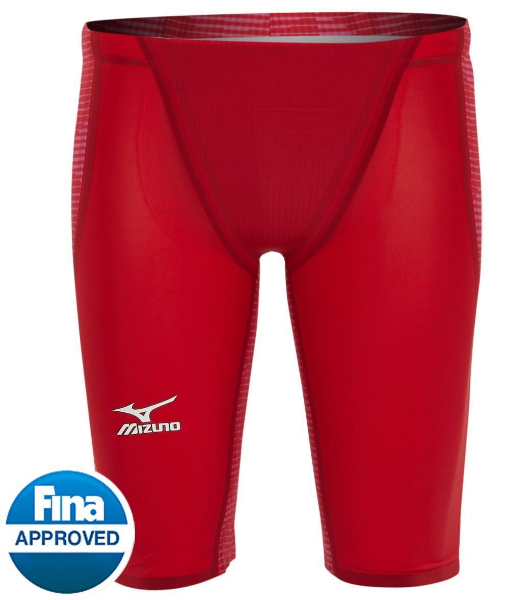 f025c175cd Mizuno Men's GX-Sonic III ST Elite Jammer Swimsuit at SwimOutlet.com ...