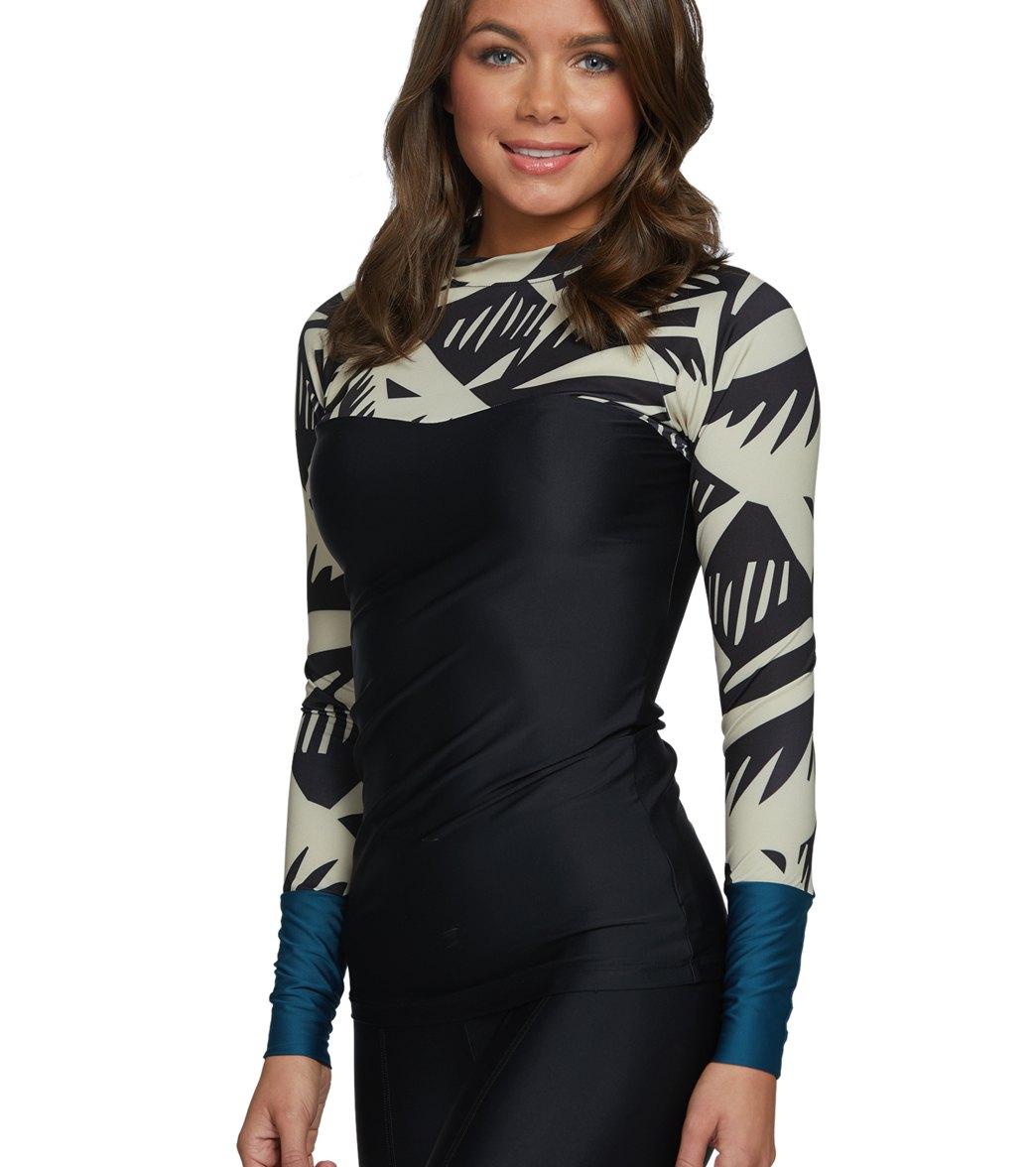 be2fc210cabf8 Seea Hermosa Buzios Swim Shirt at SwimOutlet.com - Free Shipping