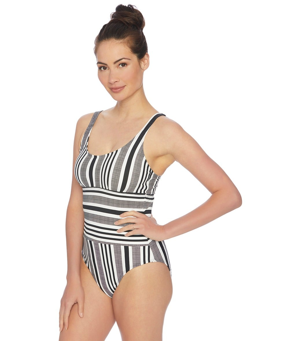 cd67675eb17a90 Next Pipeline Minimalist One Piece Swimsuit at SwimOutlet.com - Free ...