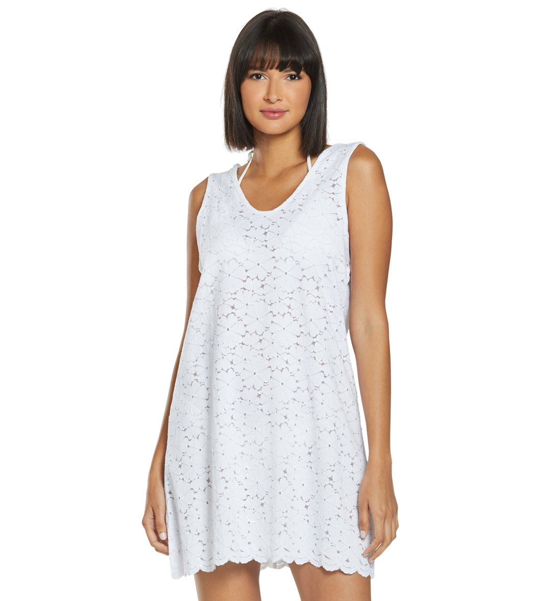d4ef767983 J.Valdi Flower Child Cover Up Dress at SwimOutlet.com - Free Shipping