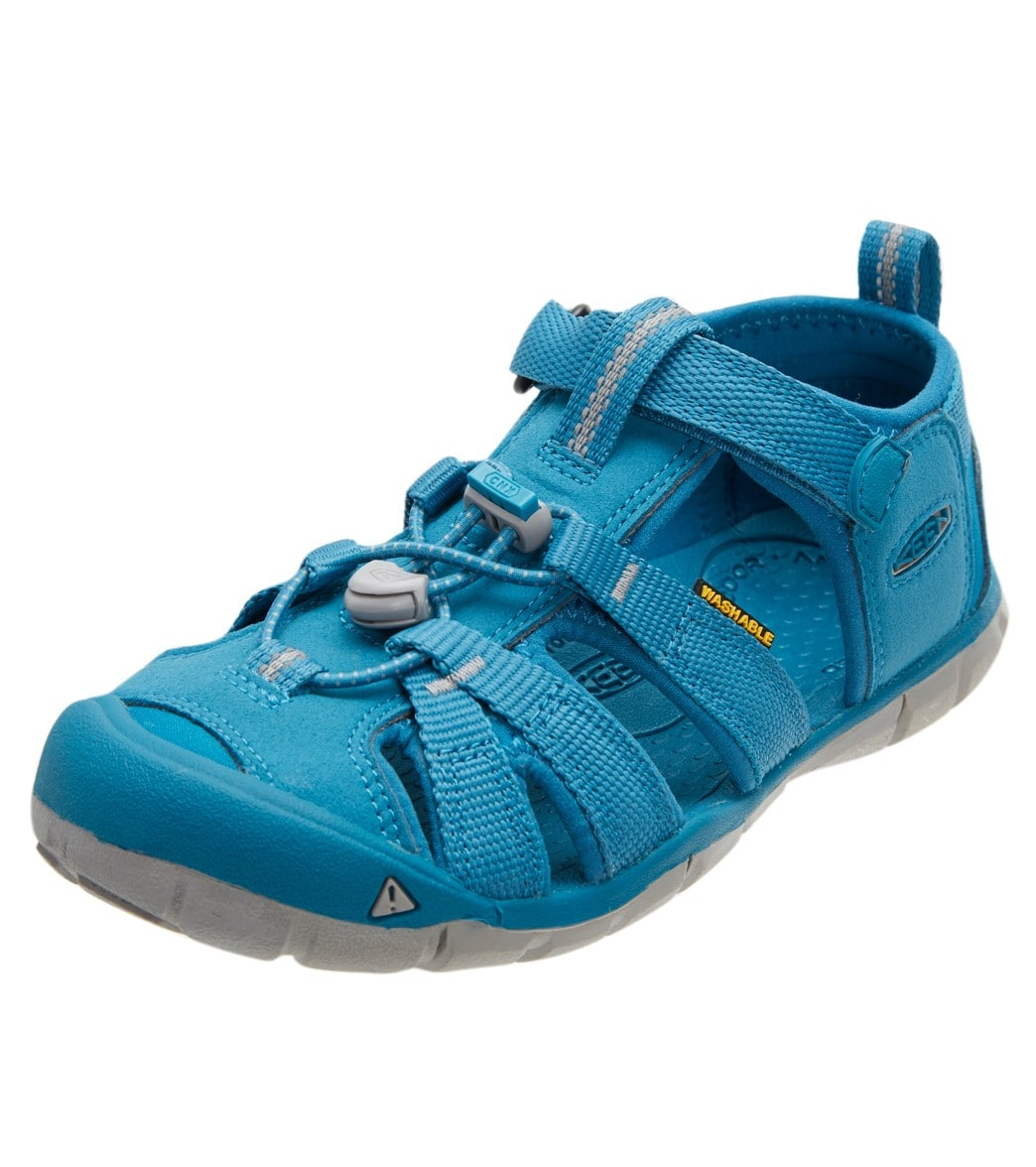 ed19daff504 Keen Youth's Seacamp II CNX Water Shoes at SwimOutlet.com - Free Shipping