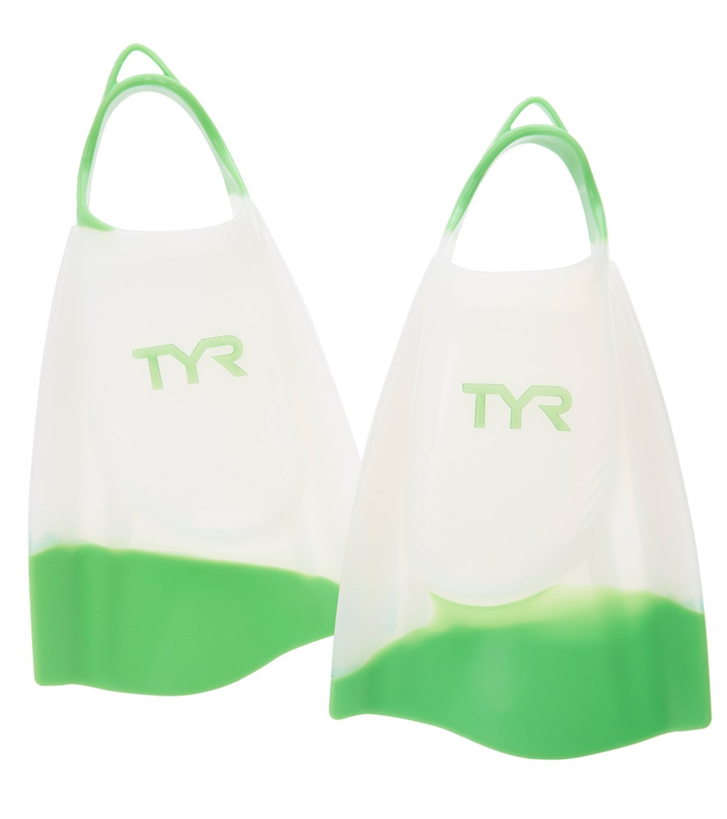 TYR HydroBlade Swimming Training Fins