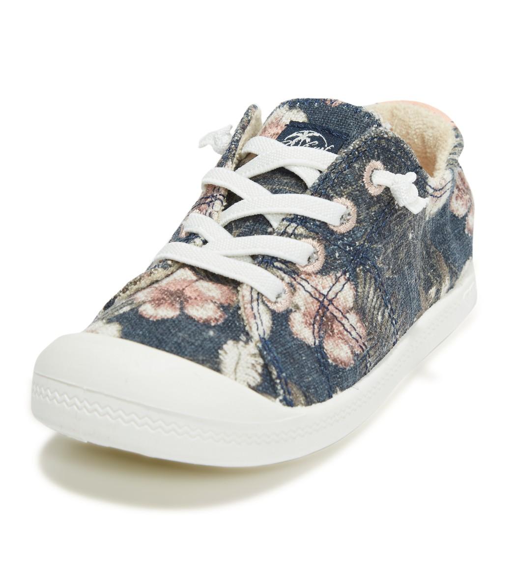 Roxy Girls' Bayshore Shoe (Toddler) at