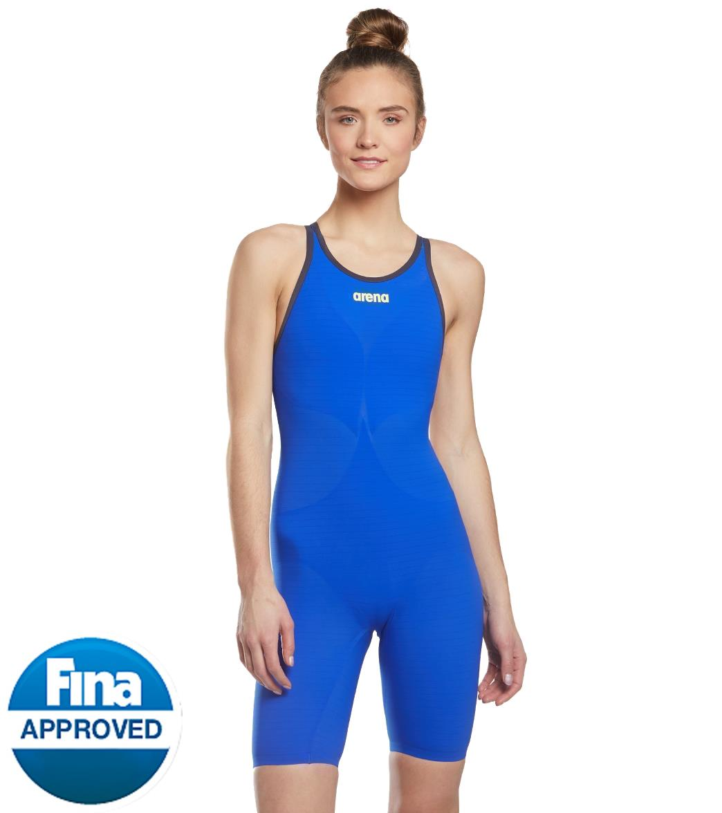 Arena Women's Powerskin Carbon Air2 Backstroke Tech Suit Swimsuit