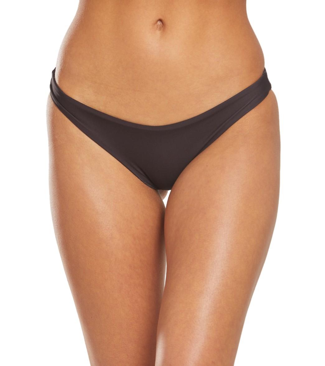 Hurley Women's Quick Dry Pendleton Acadia Moderate Coverage Bikini Bottom