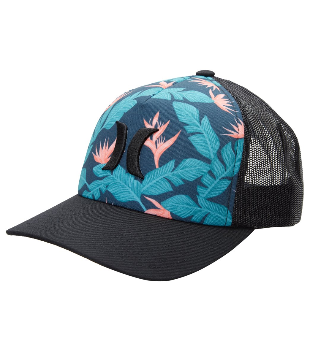 2a330da0ae303 Hurley Women s Hanoi Icon Trucker Hat at SwimOutlet.com