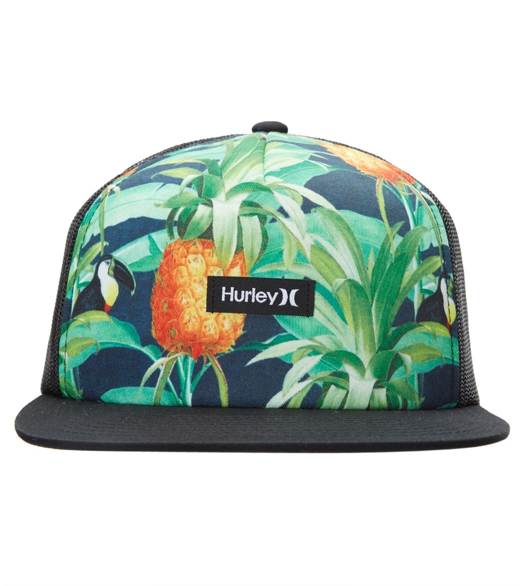755a3ac70 inexpensive hurley floral hat 8ff64 b72d3