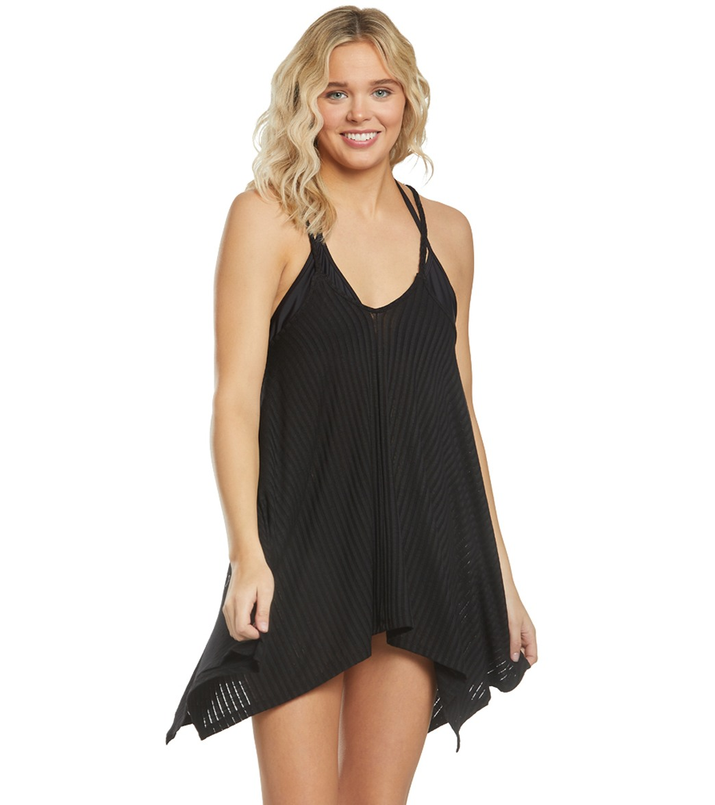 e6f6abbcde Billabong Twisted View 2 Cover Up Dress at SwimOutlet.com - Free Shipping