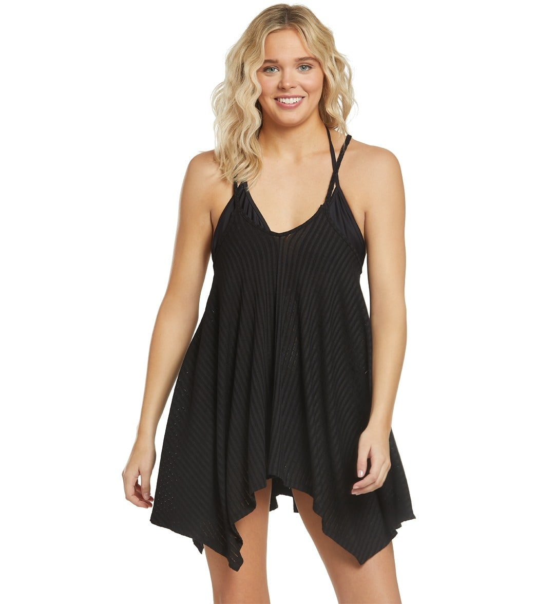 bae6f7129e Billabong Twisted View 2 Cover Up Dress at SwimOutlet.com - Free ...