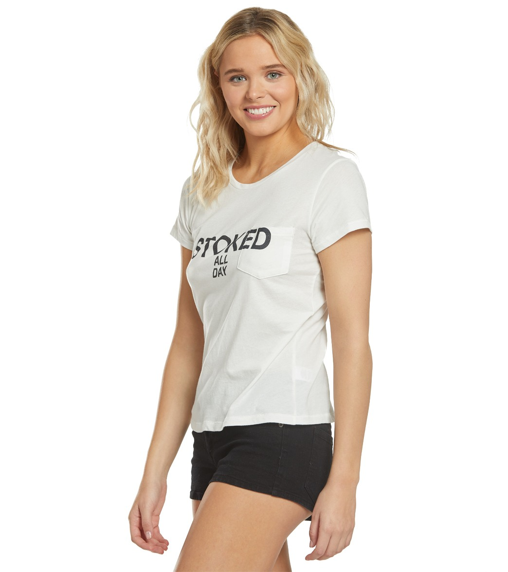 87045be3 Billabong Stoked All Day T-Shirt at SwimOutlet.com
