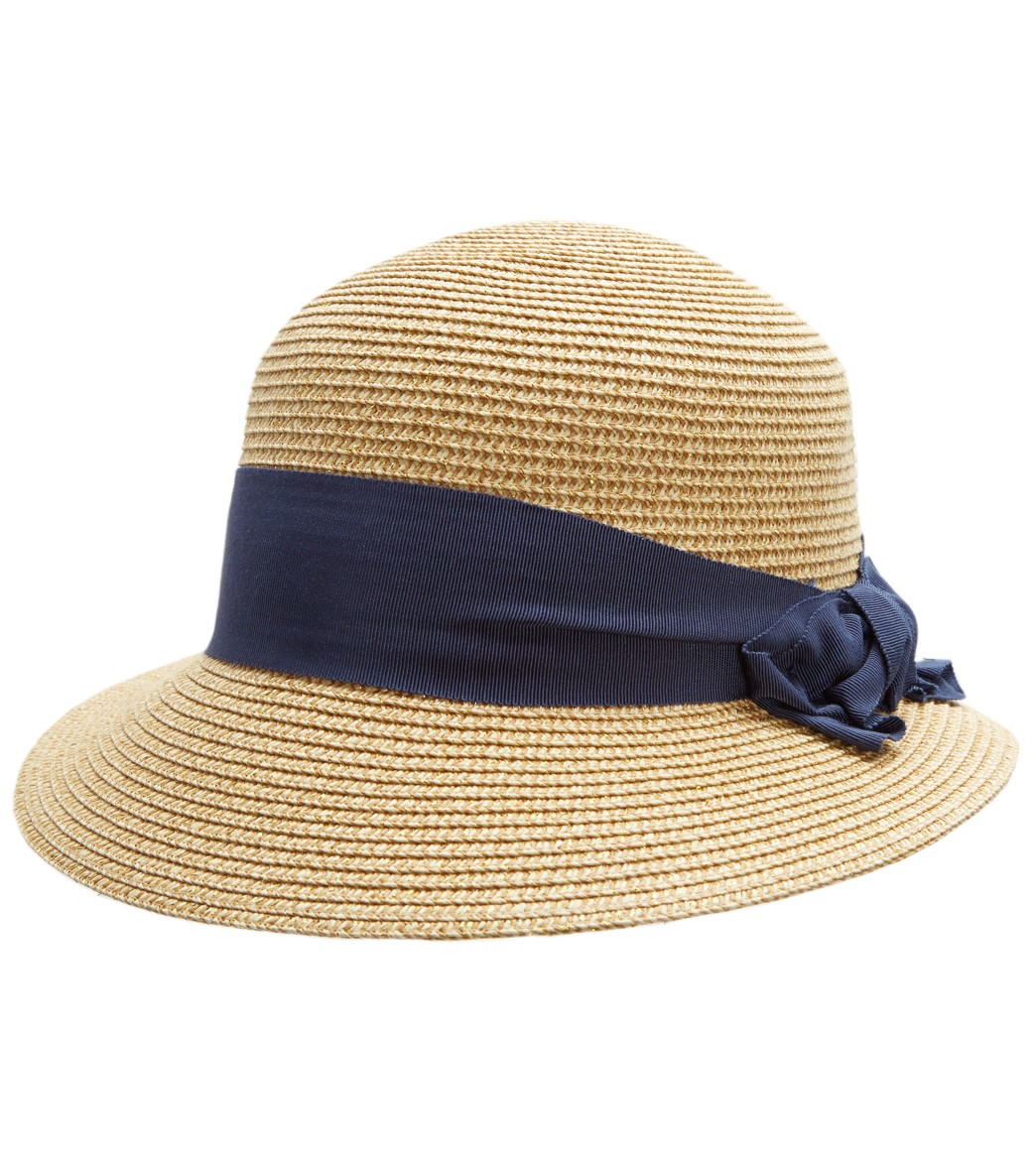 26dd955475ec4 Physician Endorsed Women's Spectator Straw Hat at SwimOutlet.com