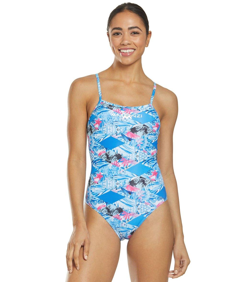 Amanzi Women's Island Breeze One Piece Swimsuit