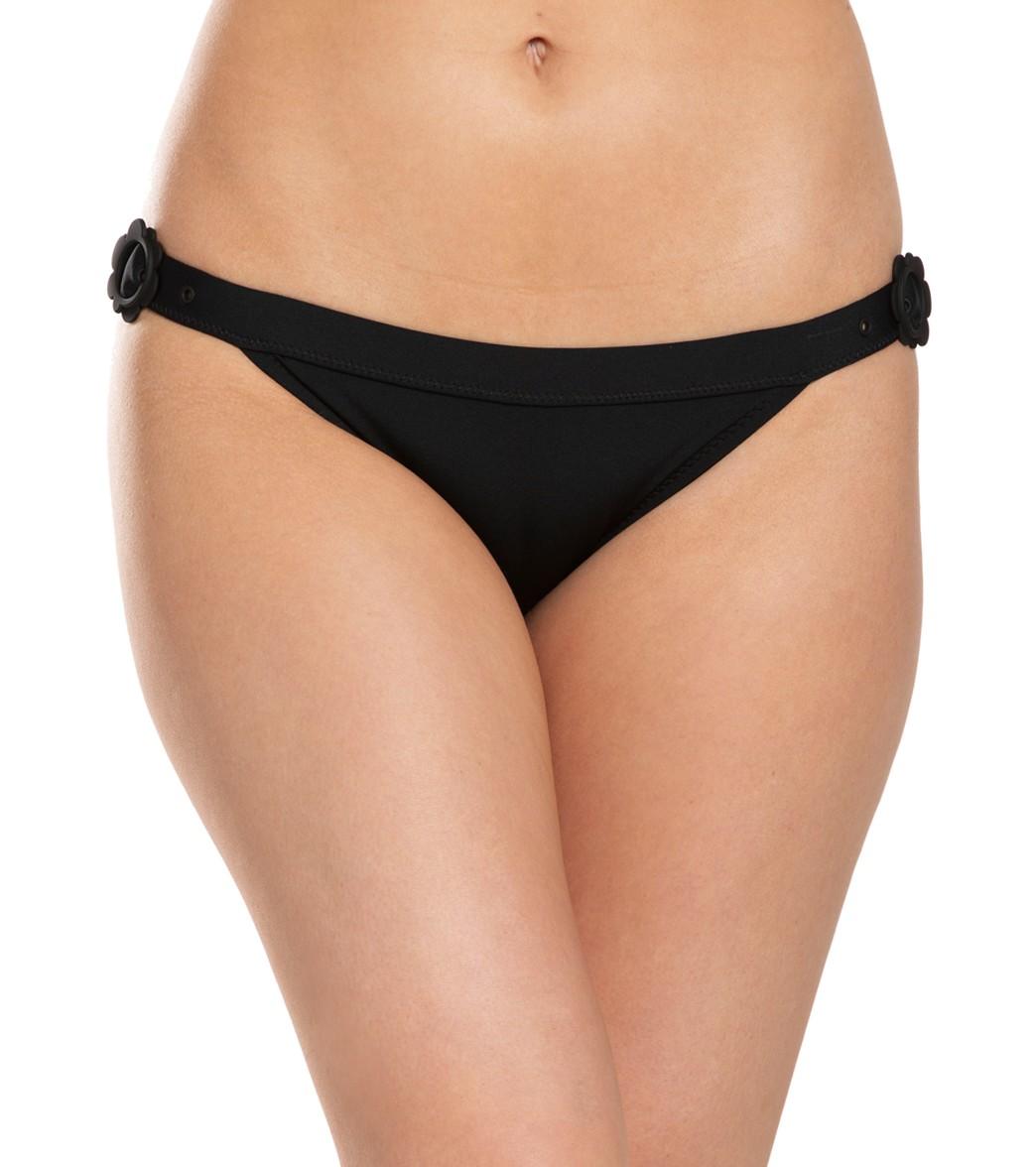 Kate Spade New York Daisy Buckle Bikini Bottom