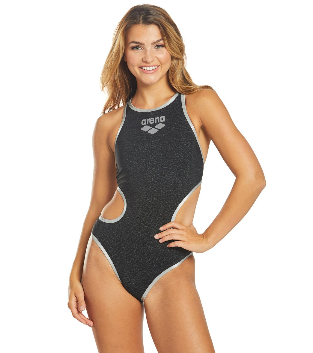 Arena Women's One Snake Piece Swimsuit