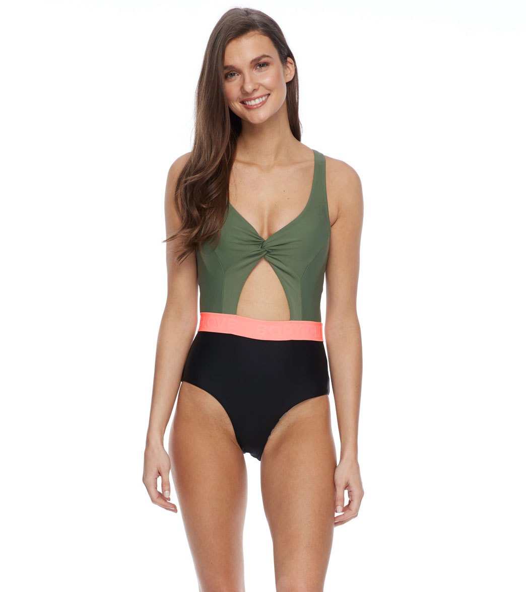 Body Glove Kid On The Block Pearl One Piece Swimsuit
