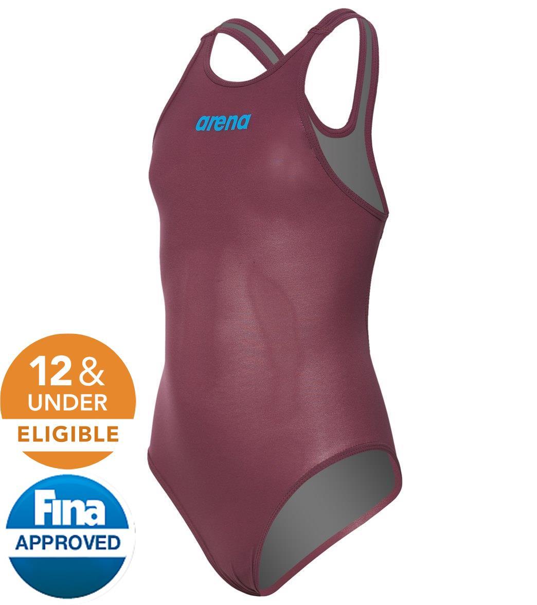 Open Back Swimsuit Arena Girls Powerskin R-evo One