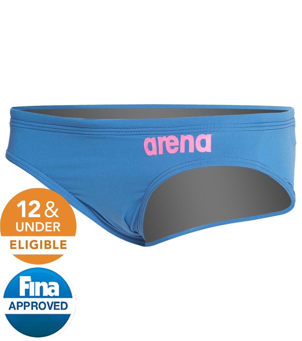 Arena Boys' Powerskin R-EVO Brief Tech Suit Swimsuit