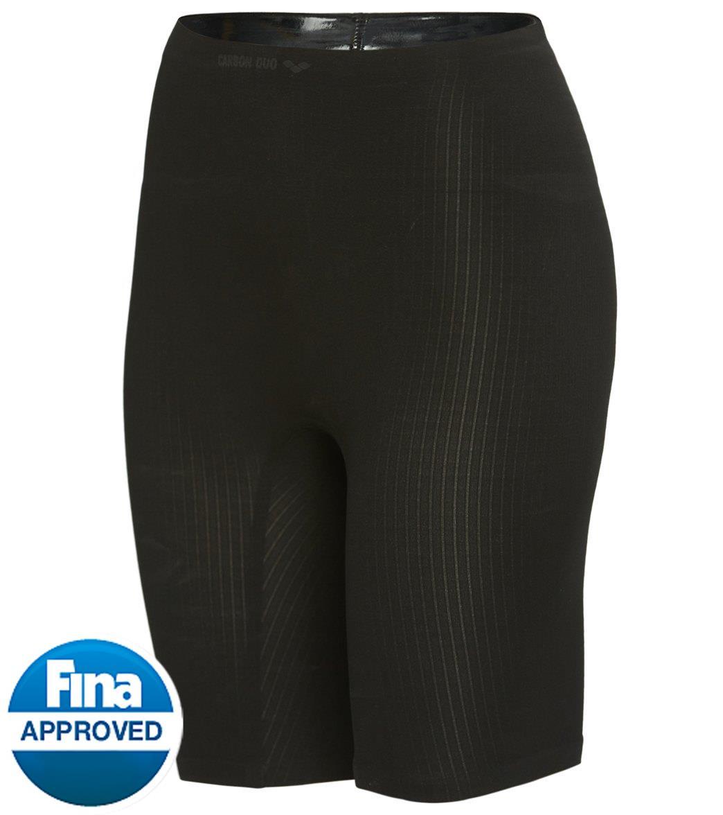 Arena Women's Powerskin Carbon Duo Jammer Tech Suit Swimsuit