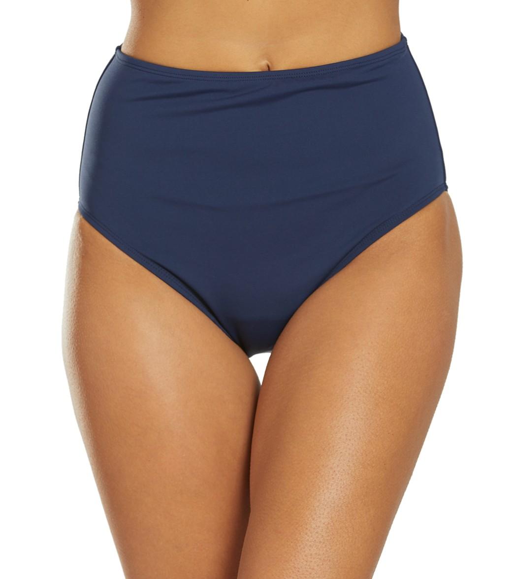 Azura Slim Line Retro Bikini Bottom