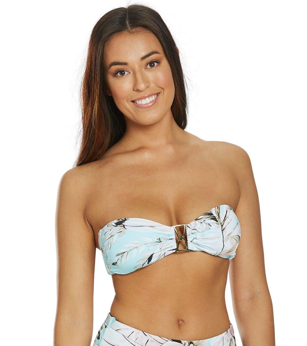 Bcbg Maxazria On A Whim Bandeau Bikini Top