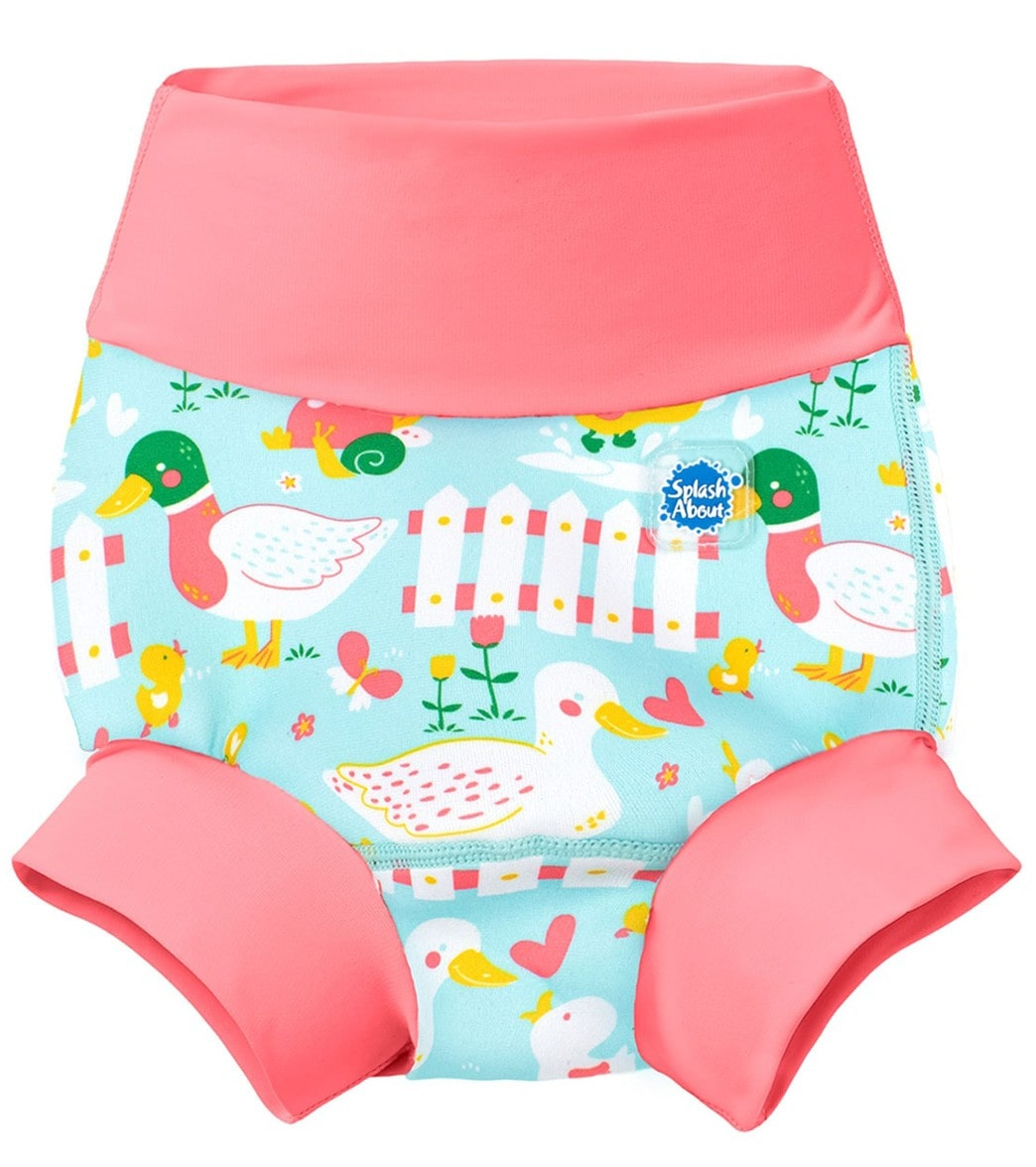 Splash About Kids Happy Nappy Liners Blanc Blanc N//A