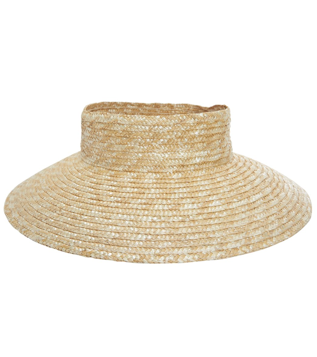 fd26d6f8b Billabong Women's Sea More Straw Open Top Hat