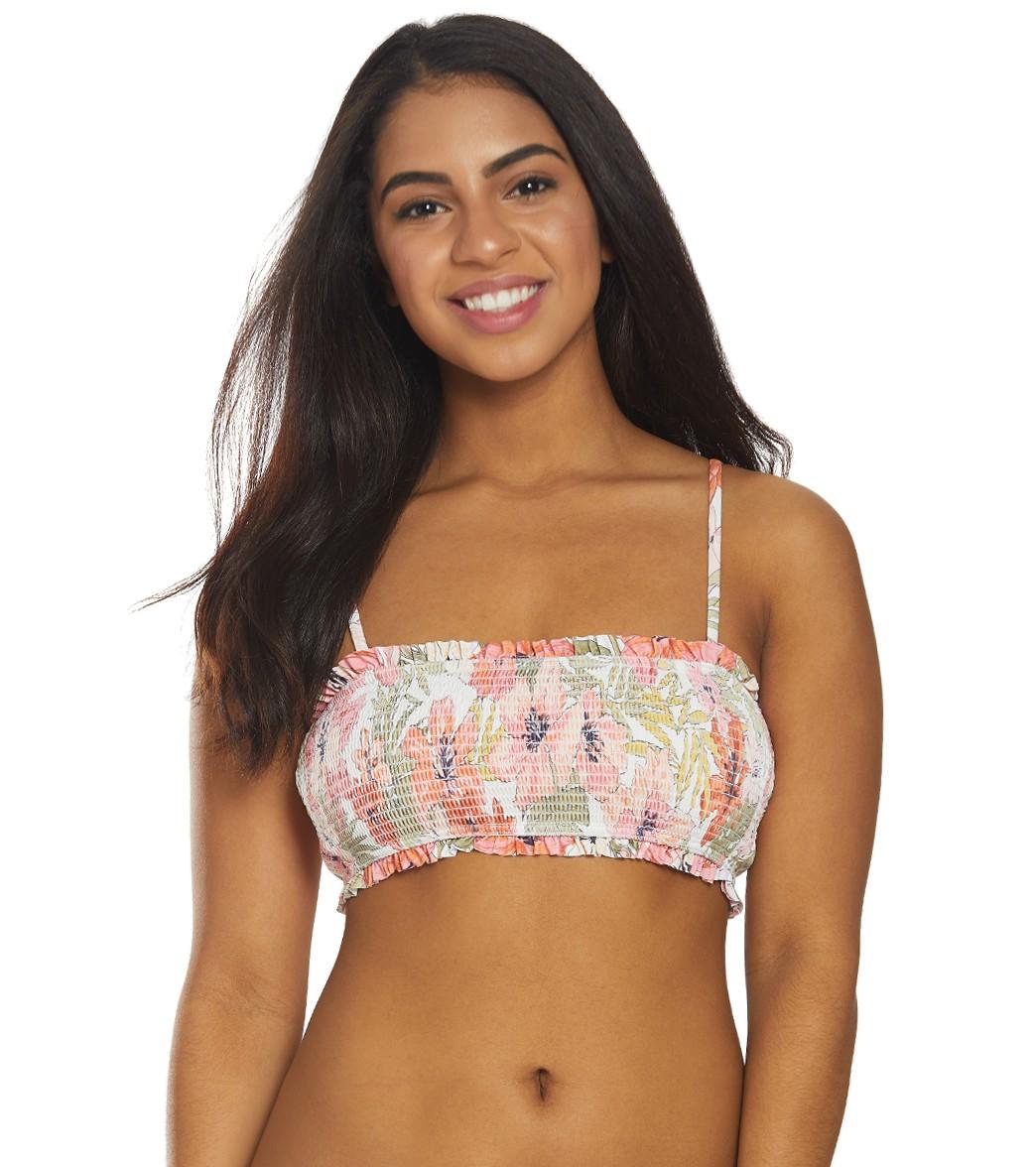 Billabong Tropic Luv Tube Bikini Top
