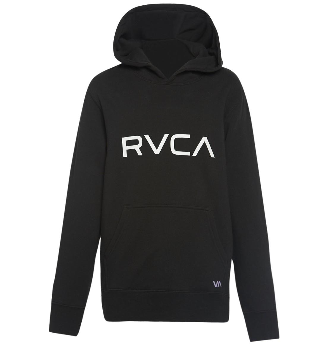 RVCA Boys Big DRIFTIN Out Pullover Hoodie
