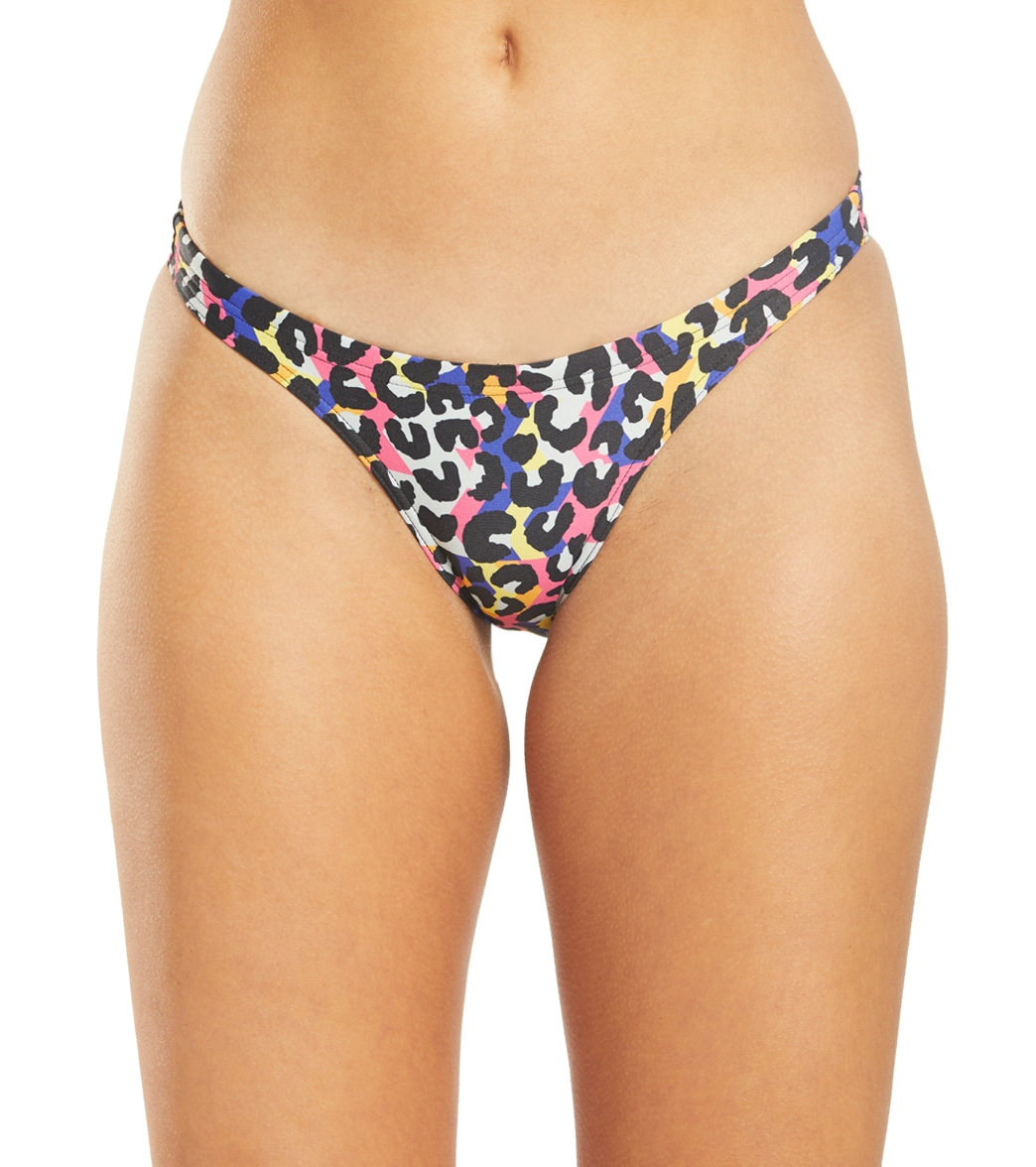 Arena Women's Cheetah Heat Bikini Bottom