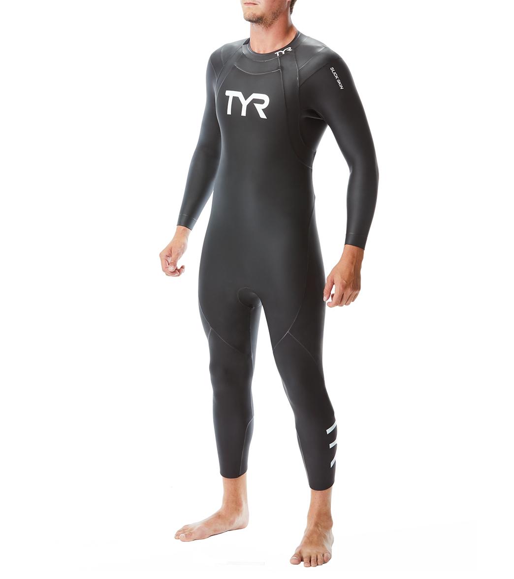 TYR Hurricane Cat 1 Fullsleeve Triathlon Cold Water Wetsuit