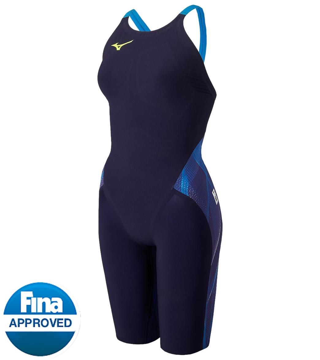 Mizuno Women's GX-Sonic V Breaststroke Tech Suit Swimsuit
