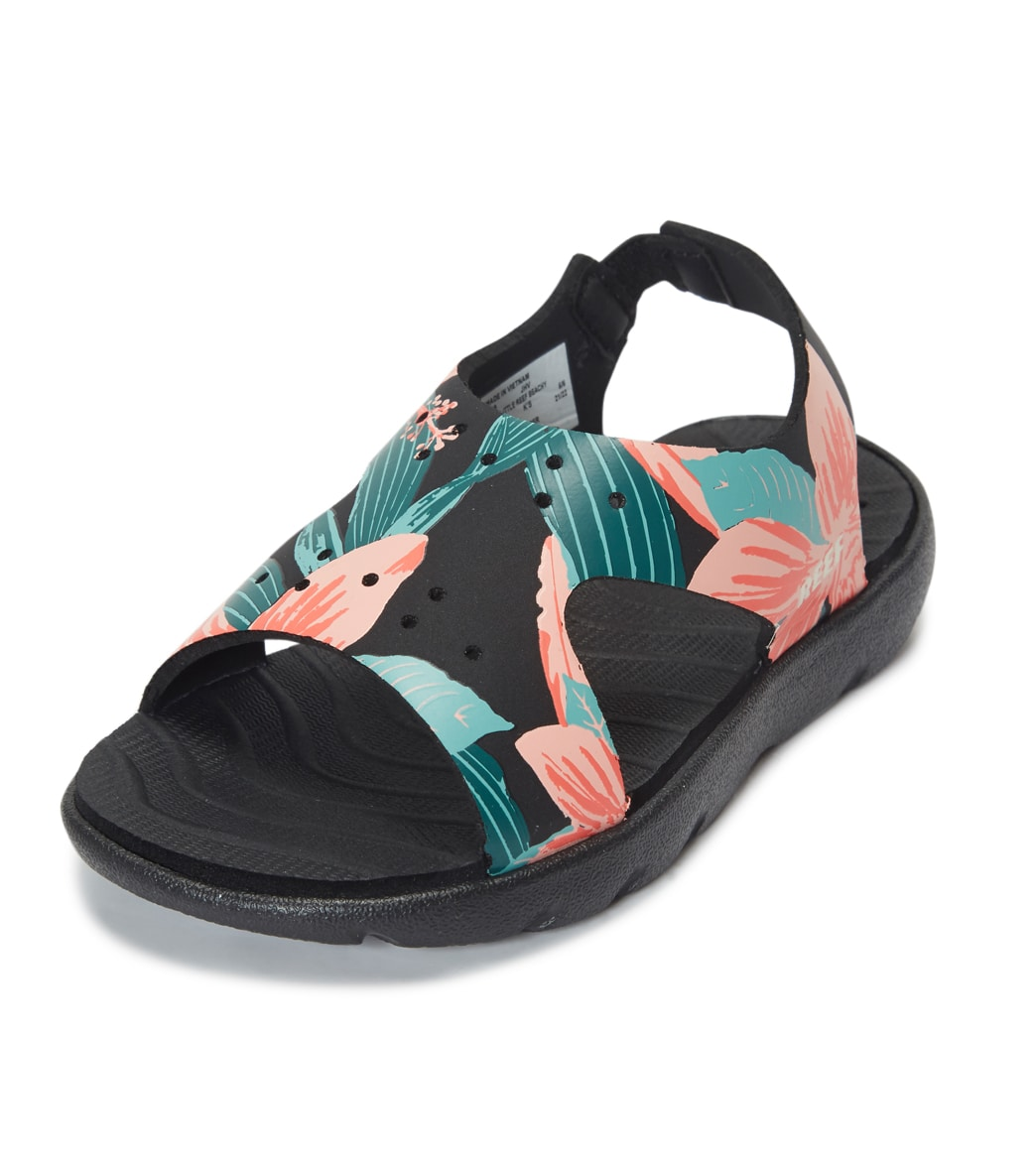 Reef Girls' Little Reef Beachy Sandal