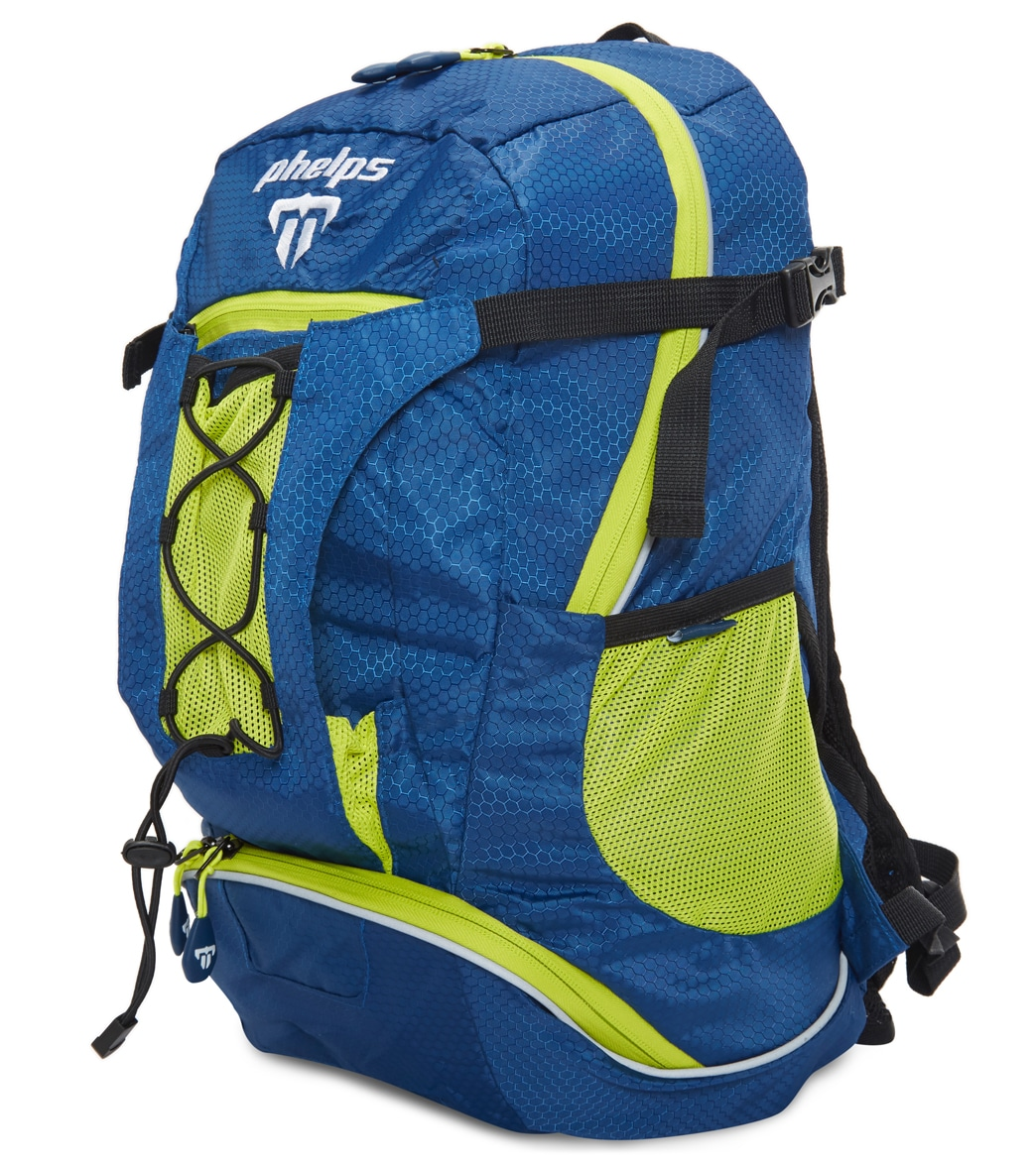 Phelps Team Swimming Bag Backpack