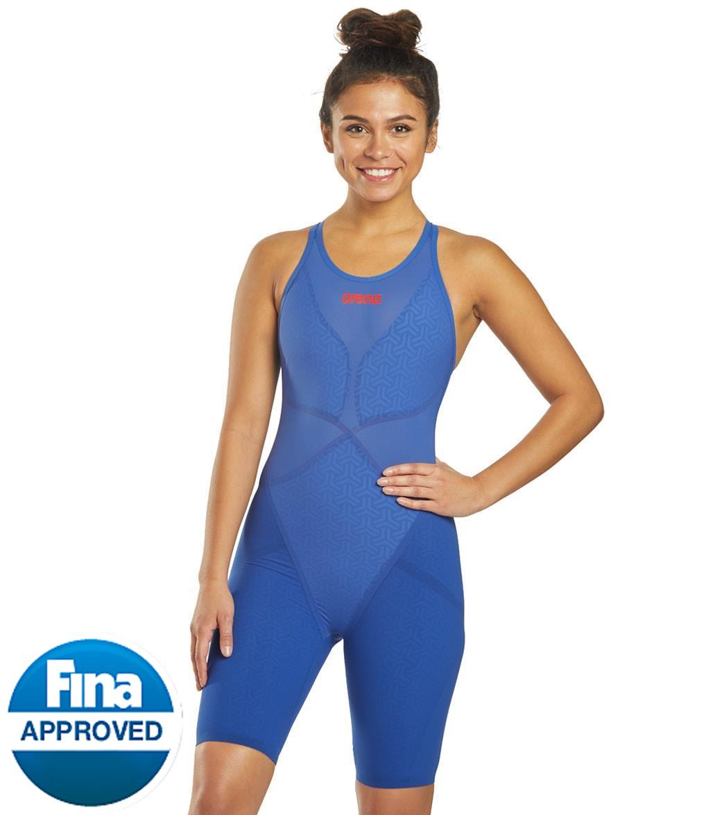 Arena Women's Powerskin Carbon Glide Backstroke Tech Suit Swimsuit