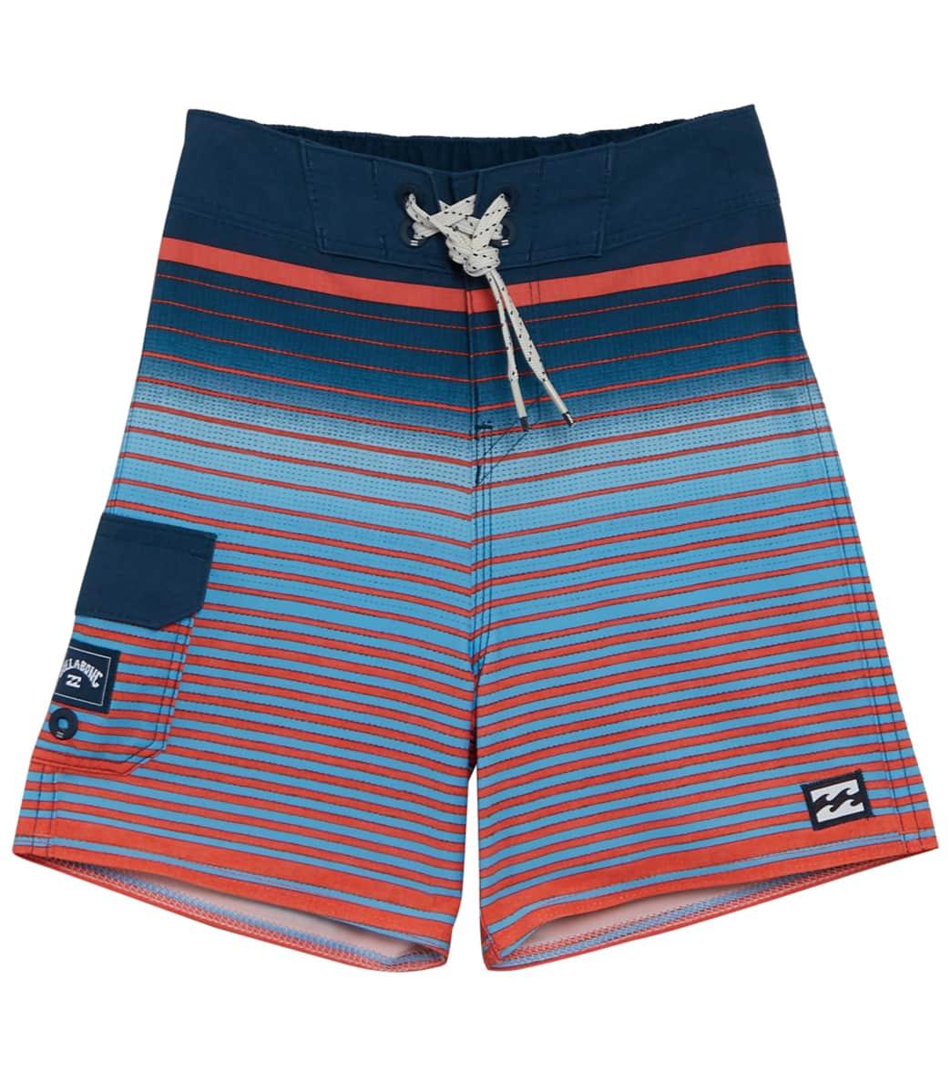 Billabong Boys All Day Stripe Pro Boardshort