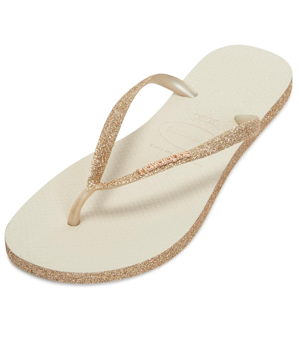 Slim Sparkle Flip Flop