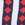 Navy-Multi Red
