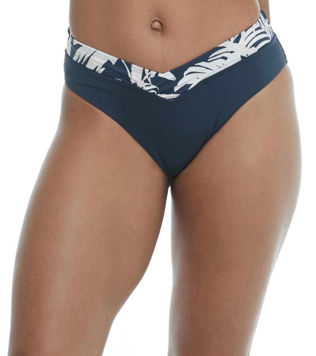 Skye Women's Palm Cove Kennedy High Rise Bikini Bottom