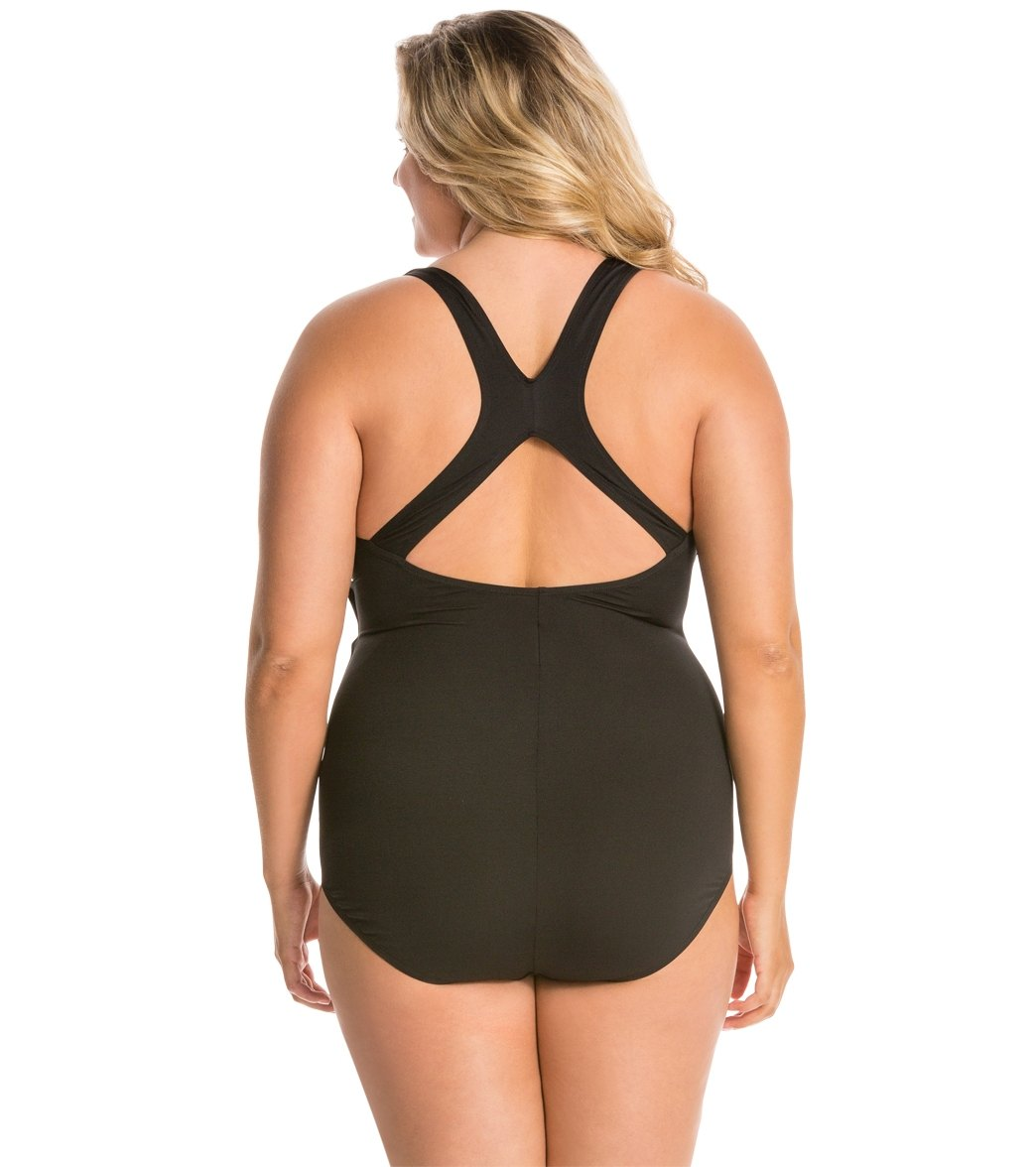 9d0b49d811af1 Speedo Endurance Moderate Ultraback Plus One Piece at SwimOutlet.com ...