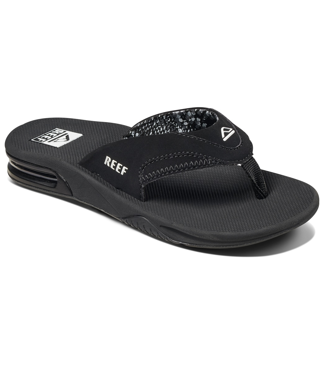 Reef Women s Fanning Flip Flop at SwimOutlet.com - Free Shipping e4c33f182