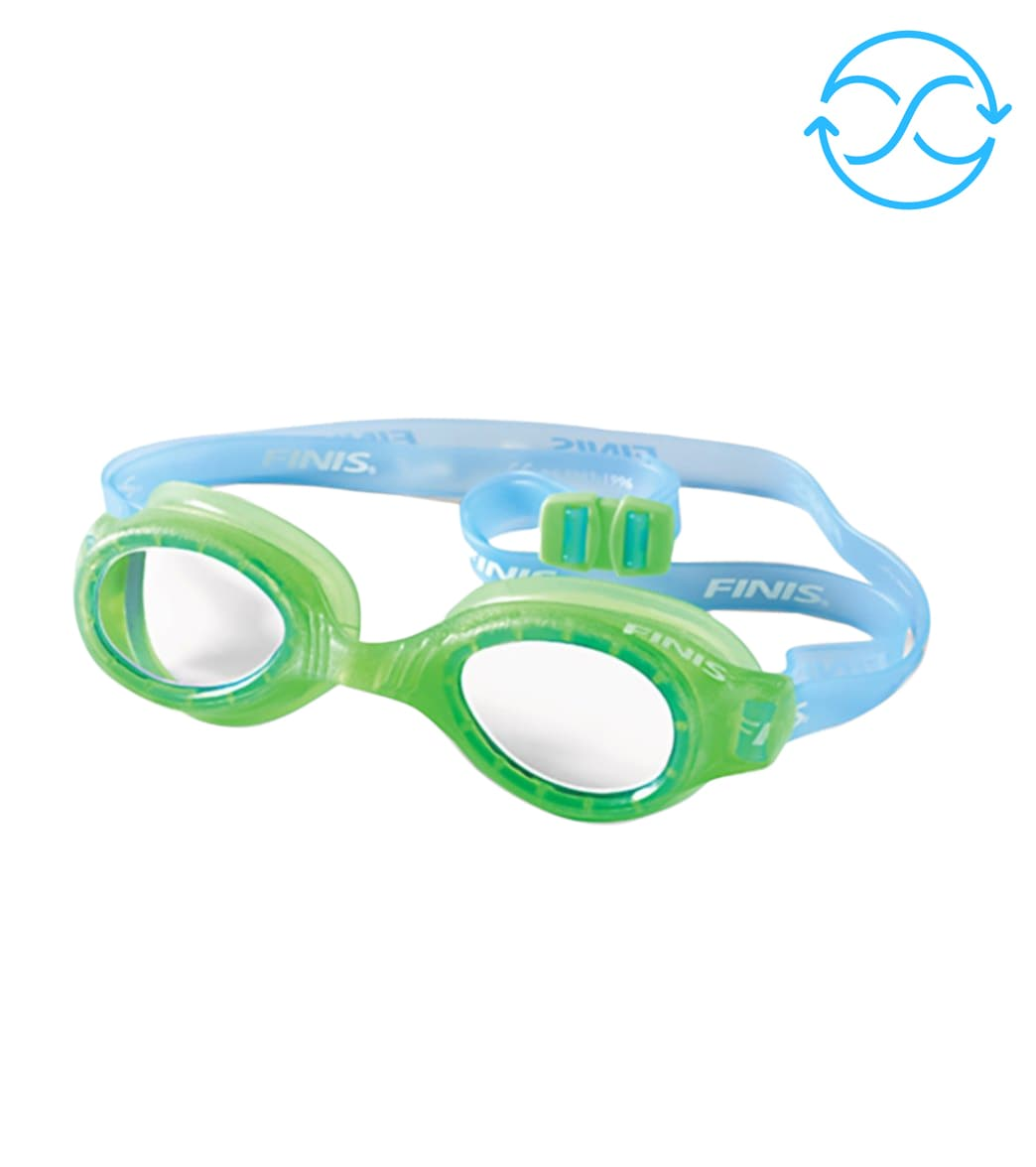 Finis H2 Junior Toddler Swimming Goggles