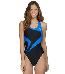 TYR Alliance T-Splice Maxfit One Piece Swimsuit