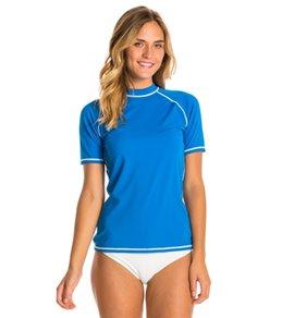 Sporti Women's S/S Swim Shirt