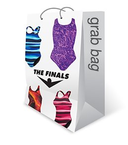 The Finals Super V-Back One Piece Swimsuit Grab Bag