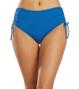 Beach House Solid Hayden Adjustable Side Bikini Bottom
