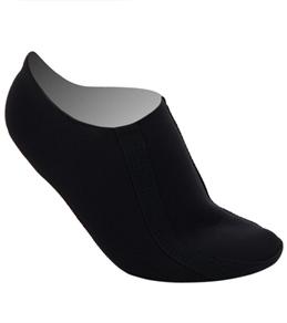 Body Glove Flipper Slipper 3MM Swim Fin Sock - Black - Large