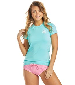 Body Glove Women's In Motion Short Sleeve Rash Guard