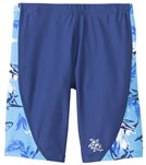 Tuga Boys' UPF 50+ Thresher Frenzy Jammer (2yrs-14yrs)