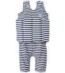 Splash About Navy Short John Float Suit (1-4 years)